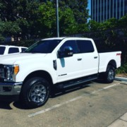 2017 Ford F-250 FX4